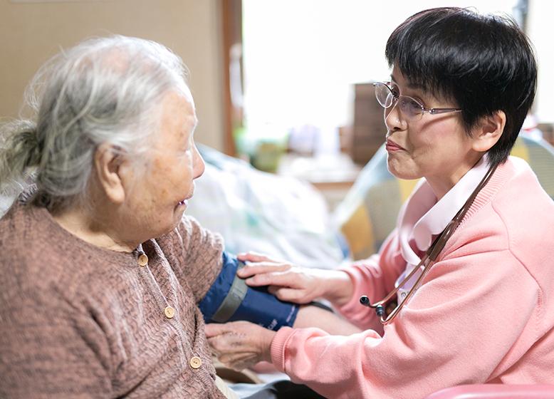 「最期まで診てほしい」に寄り添う在宅医療